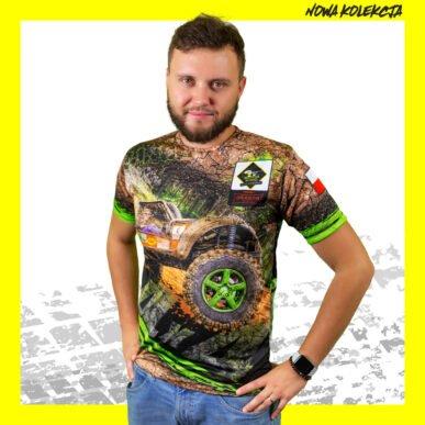 Koszulka Na Tropie Szakala BBDW
