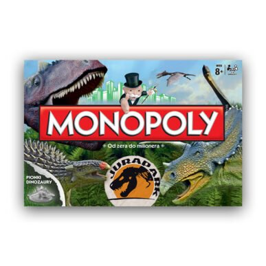 Monopoly - edycja specjalna JuraPark