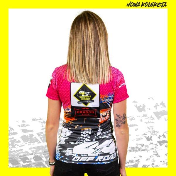 Koszulka damska pink BBDW